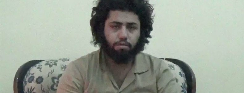 Captured ISIS terrorist says that is trained in Turkey and ISIS thinks it's safer there than Syria