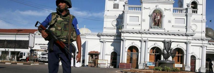Educated and middle-class suicide bombers behind the Easter tragedy killing at least 359 people in Sri Lanka