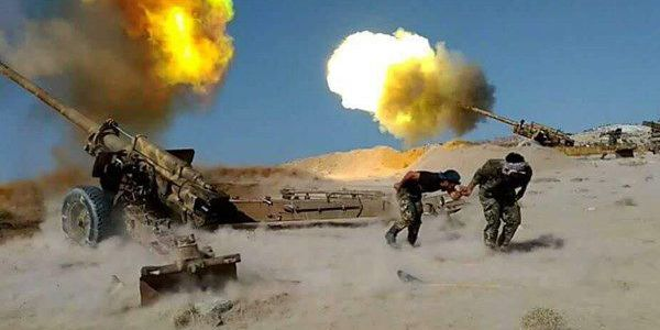 Foiled ISIS attack on Syrian Army's military positions in Deir Ezzur