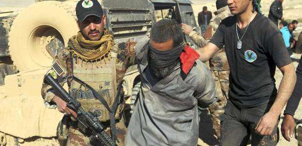 Four Islamic State terrorists arrested in Baghdad with 600 SIM cards