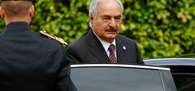 Haftar spokesman claims Al Qaeda and Islamic State aiding the Libya government