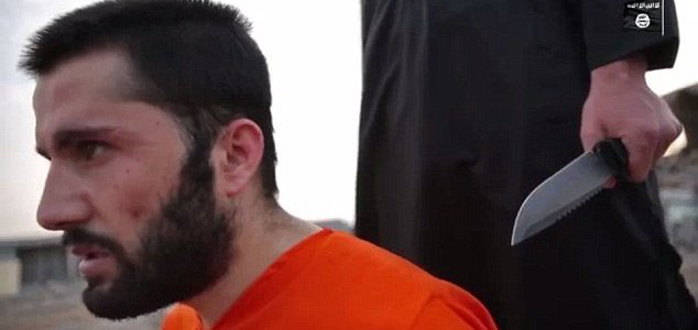 ISIS jihadi with American accent addresses Obama in revenge video
