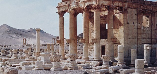 ISIS pledges to turn even more of ancient Palmyra into rubble