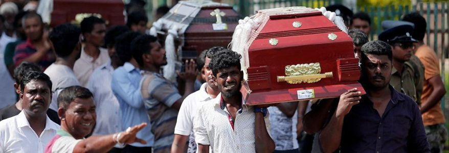 ISIS terrorists claim responsibility for the deadly Sri Lankan bombings