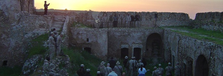 ISIS terrorists destroy the oldest Christian monastery that has stood for 1,400 years