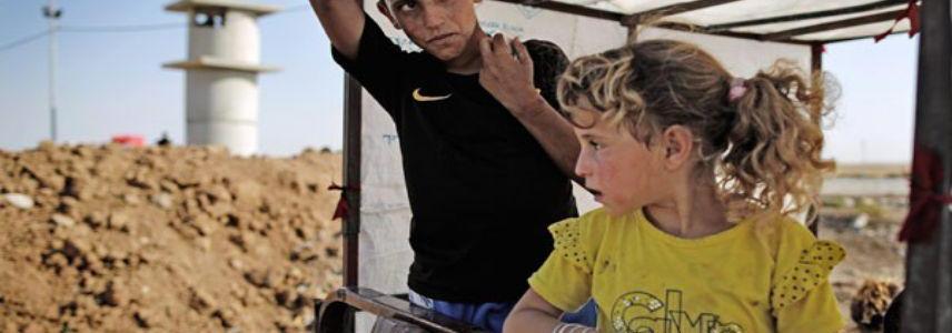 Iraqi boy risks all to rescue Yazidi woman from the Islamic State terrorists