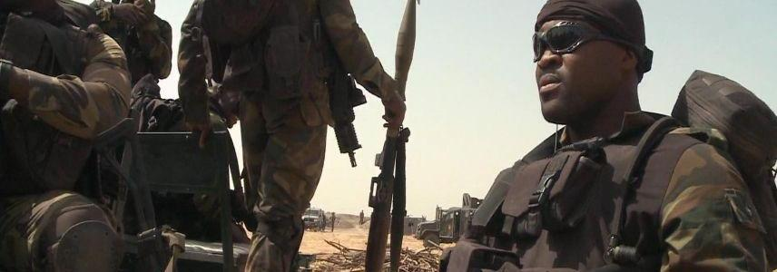 Islamic State terrorists killed at least 18 infantrymen in west Africa