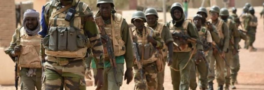 Terrorist attack on Mali army base killed at least 11 soldiers