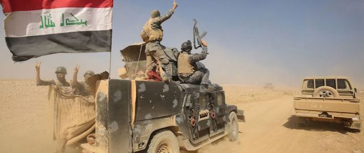 Three ISIS hotbeds destroyed in Diyala