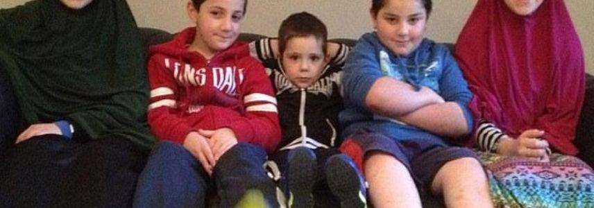 Three children of notorious Australian terrorist living in a Syrian refugee camp want to come home