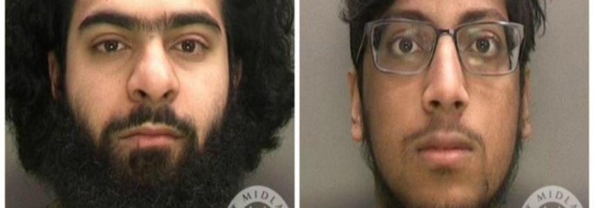 Two men convicted of planning to join the Islamic State terrorist group