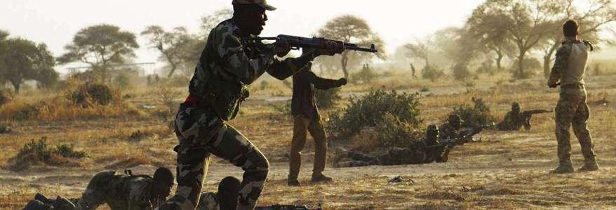At least 17 Nigerian soldiers killed in ambush near the Malian border