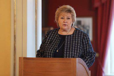 Erna Solberg struggles with ISIS dilemma