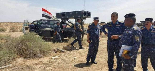 Federal Police forces discover Islamic State hideout in Hawija