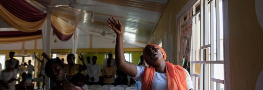 Ghana is getting pulled into the global war on terrorism as local churches go on alert