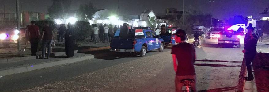 ISIS claims responsibility for Iraq blast that killed eight people