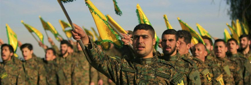 Iranian Regime uses proxies to punch above its weight in the Middle East