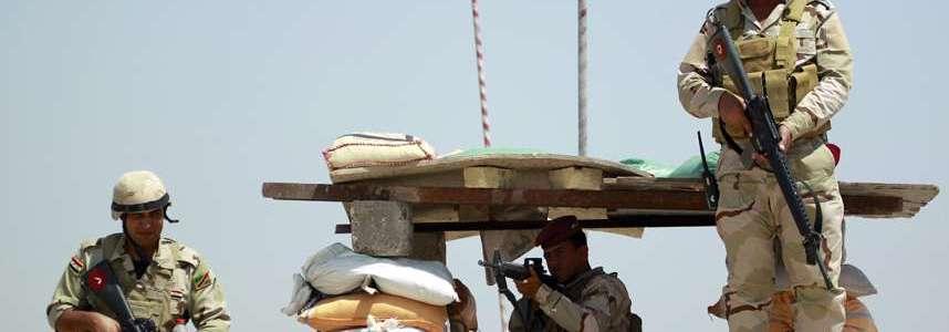 Iraqi Army killed nine Islamic State terrorist in Anbar