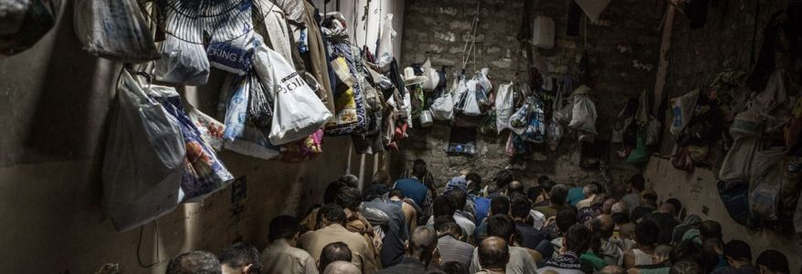 Iraqi overcrowded jails may give birth to new militant group