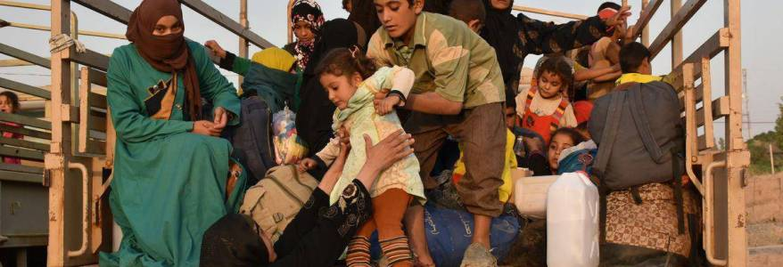 Iraqi women affiliated with ISIS in Iraq camps being sexually assaulted