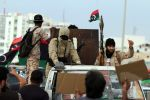 LLL - GFATF - Libyan National Army hands over top wanted terrorist to Egypt