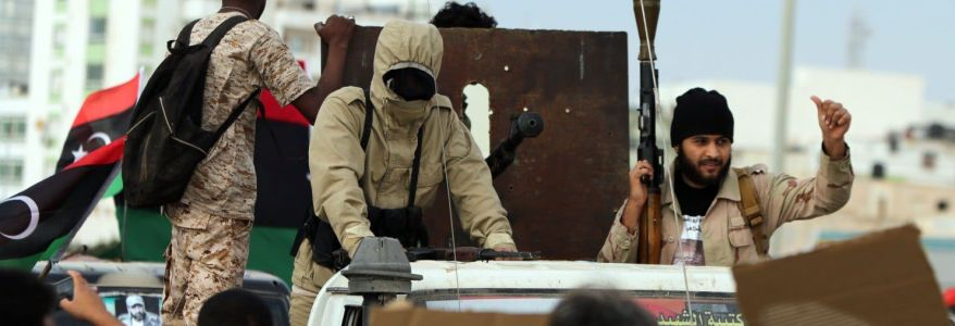Libyan National Army hands over top wanted terrorist to Egypt