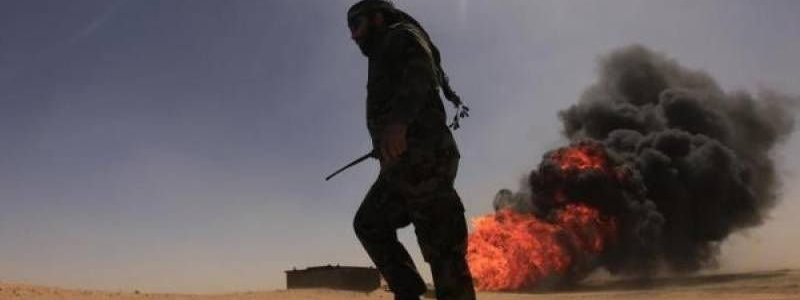 Three killed in suspected ISIS attack outside Libyan oilfield