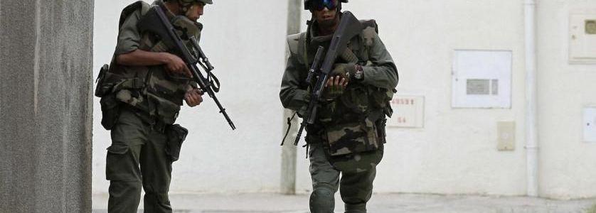 Tunisian security forces arrested terrorist suspect in Hai al-Tadamon