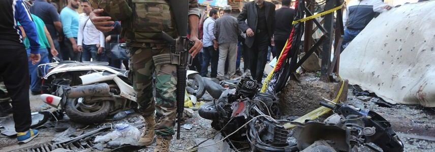 Two people killed and five others are wounded in ISIS attack in eastern Iraq