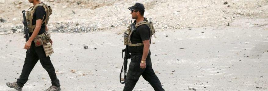 Four Iraqi soldiers killed in terrorist attack near Baghdad