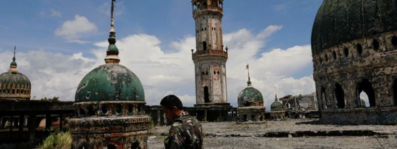 Marawi's ruins a reminder of Islamic State's devastating reach