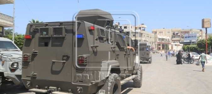 Terrorist attack in North Sinai kills two police officers and six recruits