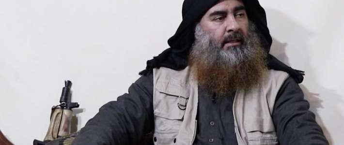 Iraqi Intelligence claims that the ISIS leader al-Baghdadi is paralyzed