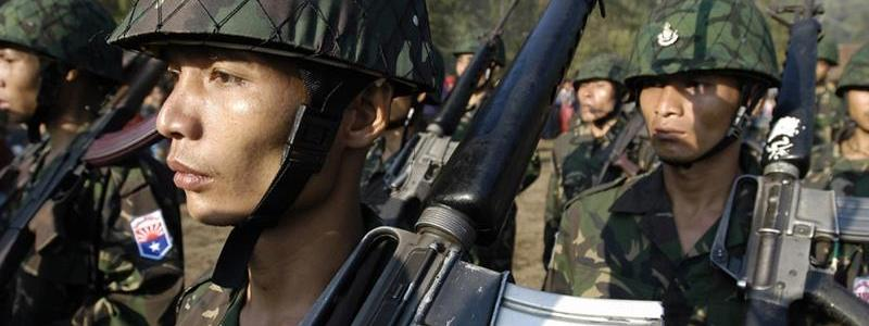 Armed fighters carry out deadly attack at Myanmar army college