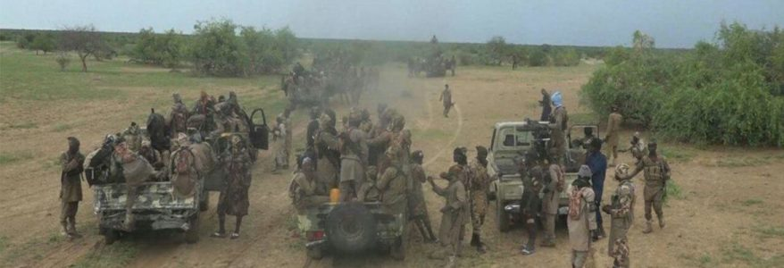 ISIS publishes images of ISWAP attack on Nigeria military base