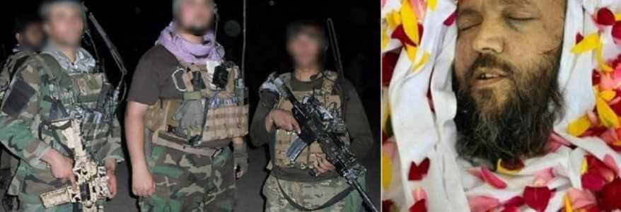Special Forces kill Taliban's chief of terror operations in Logar