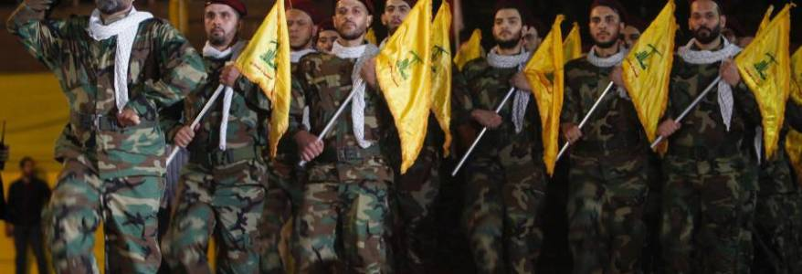 German Hezbollah mosque declares that it is proud of terrorism and its allegiance to Iran's Supreme Leader Ali Khamenei