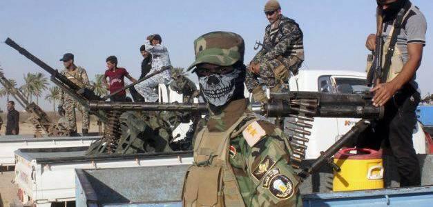 Iraqi intelligence arrested two Islamic State terrorists in Kirkuk