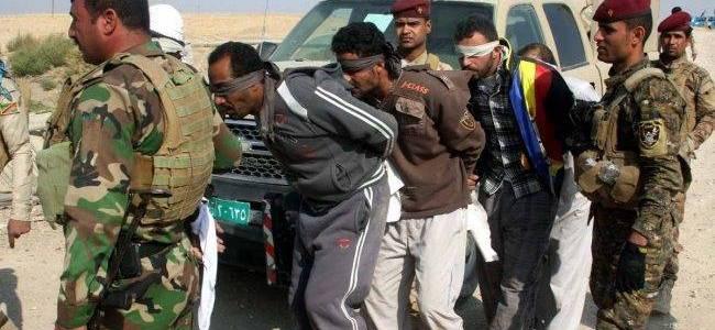 Iraqi police arrest three Islamic State terrorists in Kirkuk