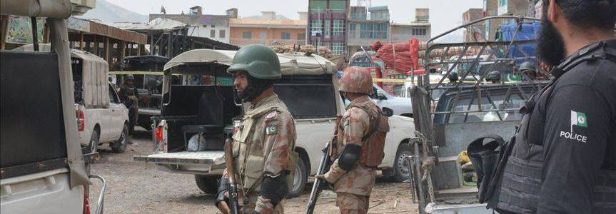 One killed and nine injured in south-western Pakistan blast