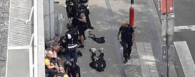 Radicalised lone wolf kills three people in Belgian terrorist attack