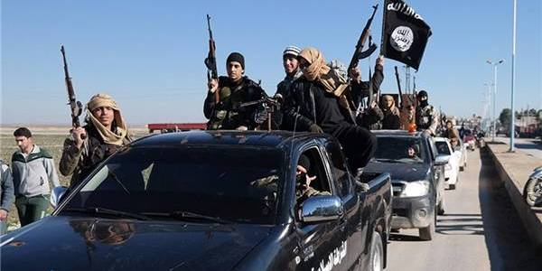 Russian Diplomat: Nearly 3,000 Islamic State terrorists are operating in Syria