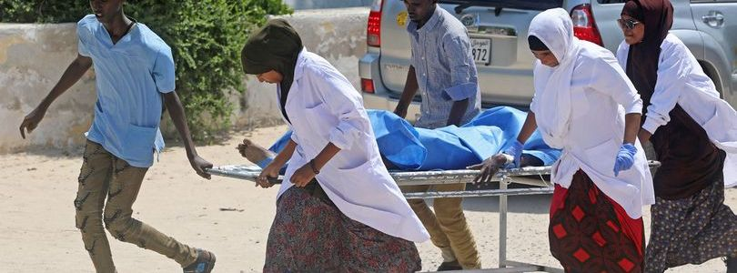 Suicide bomber who killed seven people including Somali mayor was a blind woman