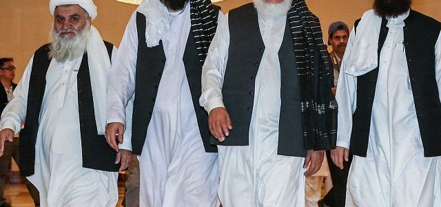 The peace deal in Afghanistan may push Taliban hardliners to join the Islamic State terrorist group