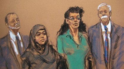 2 Queens Women Plead Guilty To Terrorism Charges