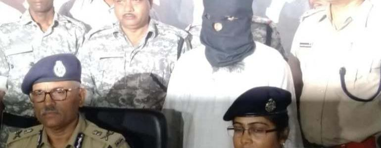 Al Qaeda terrorist arrested in Jharkhand