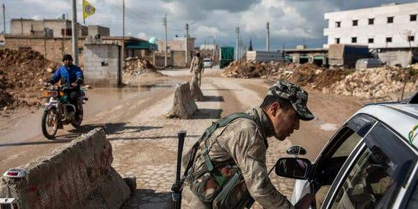 ISIS Is Regaining Strength in Iraq and Syria