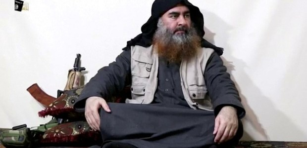 ISIS leader Abu Bakr Al-Baghdadi calls for more terror attacks on the West