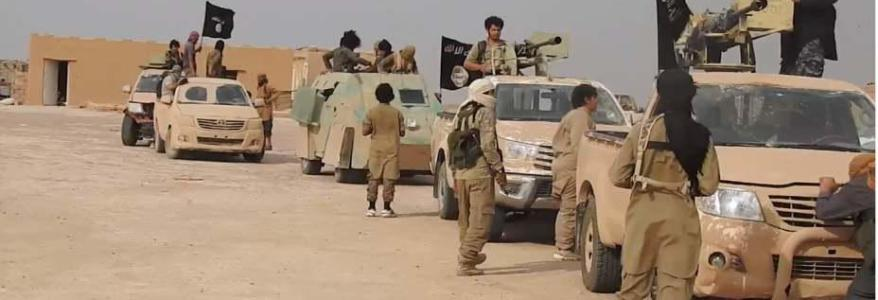 ISIS releases video of ambush that killed Syrian