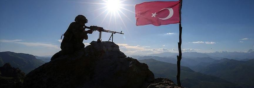 Nearly 400 terrorists neutralized in Turkey in 3 months